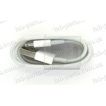 Кабель для планшета Apple Ipad 4/5, Iphone 5/6 белый