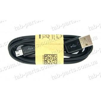 Кабель для планшета micro USB тип2 черный