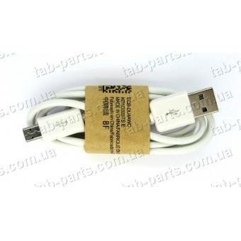 Кабель для планшета micro USB тип2 белый