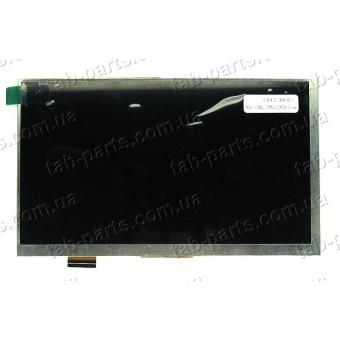 """Дисплей для планшета 7"""" 164x97 30pin dpi1024x600 тип1"""