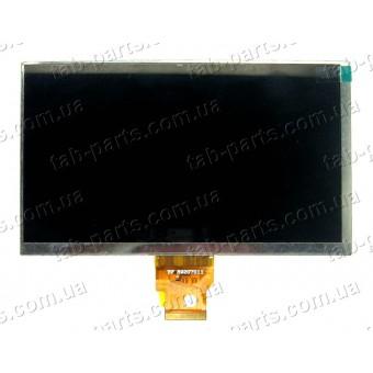 """Дисплей для планшета 7"""" 164x97 40pin dpi1024X600 тип2"""