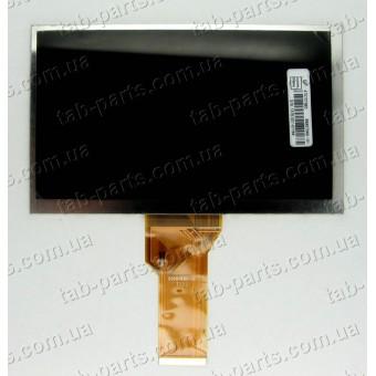 """Дисплей для планшета 7"""" 164x100 50pin dpi800x480 тип3"""