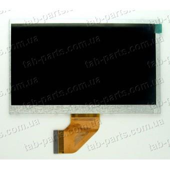 """Дисплей для планшета 7"""" 164x103 50pin dpi800x480 тип2"""