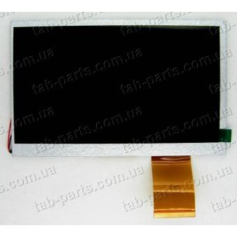 """Дисплей для планшета 7"""" 165x104 60pin dpi800x480"""
