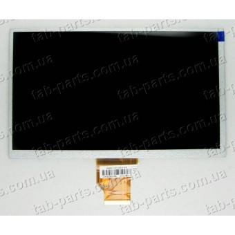 """Дисплей для планшета 9"""" 211x127 50pin dpi800x480"""