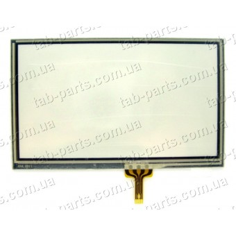"""Тачскрин (сенсор) для GPS навигатора 4.8"""" 114x68 mm"""