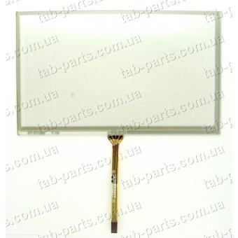 "Тачскрин (сенсор) для GPS навигатора 7"" 165X100 mm тип2"