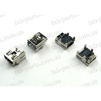 Разъем для планшета №27 mini USB