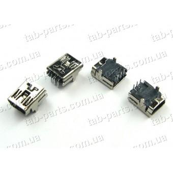 Разъем для планшета №28 mini USB