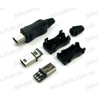 Разъем для планшета №31 mini USB 5 pin