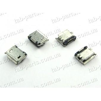 Разъем для планшета №6 micro USB