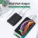 УМБ Power Bank Topk Mini 2xUSB 5000 mAh черный (TK0503-BL)