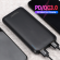 УМБ Power Bank Topk 10000 mAh 3A 2xUSB 1xType-C/PD черный (TK1005-BL)