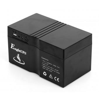 УМБ Портативное зарядное устройство 350VA/200W (3.7v 16200mAH) с розеткой 220В, USB 5V черный (NPS002Pb-BL)