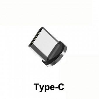 Коннектор для магнитного кабеля Topk USB Type-C (TK08C-VER2)