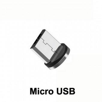 Коннектор для магнитного кабеля Topk microUSB (TK08U-VER2)