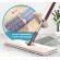 Швабра лентяйка с вертикальным отжимом Spin Mop 360