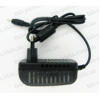Зарядное устройство для планшета 12v 1.5A 2.5mm c ферритовым фильтром