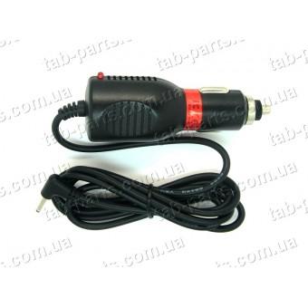 Зарядное устройство для планшета 5v 1.5A 2.5mm автомобильное