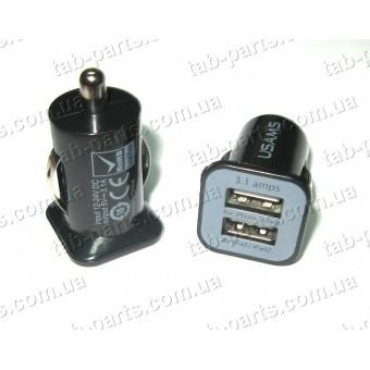 Зарядное устройство для планшета 5v 3.1A USB автомобильное