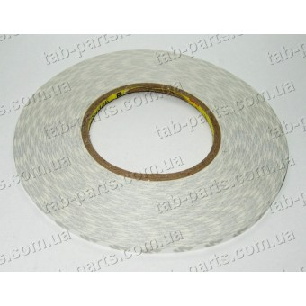 Двухсторонний скотч 3M, белый, 3 мм, 50 метров