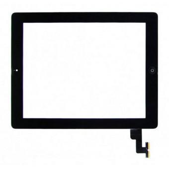 Apple iPad 2 черный с кнопкой Home емкостной тачскрин (сенсор)