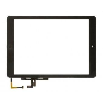 Apple iPad 5 Air черный с кнопкой Home емкостной тачскрин (сенсор)