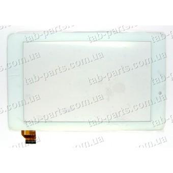 Prestigio MultiPad 5670C белый емкостной сенсор (тачскрин)