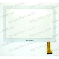 Pixus Vision 10.1 3G белый сенсор (тачскрин)