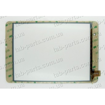 Bravis NP81QC Silver белый емкостной тачскрин (сенсор)