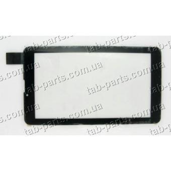 Elenberg TAB725, TAB728, TAB730 черный емкостной тачскрин (сенсор)