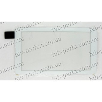 Elenberg TAB725, TAB728, TAB730 белый емкостной тачскрин (сенсор)