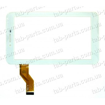 Freelander PD10 3GS белый емкостной сенсор (тачскрин)