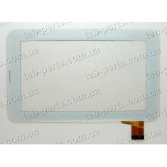 Freelander PD200 белый емкостной сенсор (тачскрин)