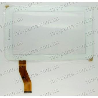 Freelander PX1, PX2 белый емкостной тачскрин (сенсор)