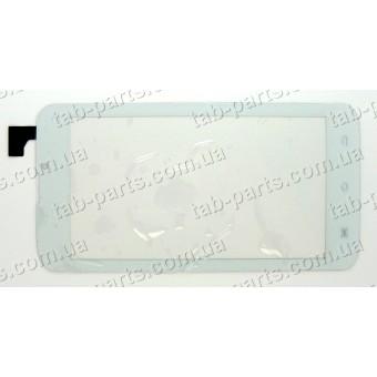 Globex GU6012b, GU6011, GU601 белый сенсор (тачскрин)