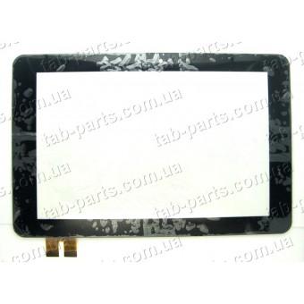 GoClever TAB R105BK черный емкостной сенсор (тачскрин)