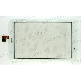 """Huawei Mediapad T1 8"""" S8-701U HMCF-080-1607-V5 белый тачскрин (сенсор)"""