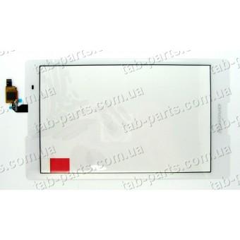 Lenovo A8-50F белый сенсор (тачскрин)