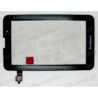Lenovo A5000 черный сенсор (тачскрин)