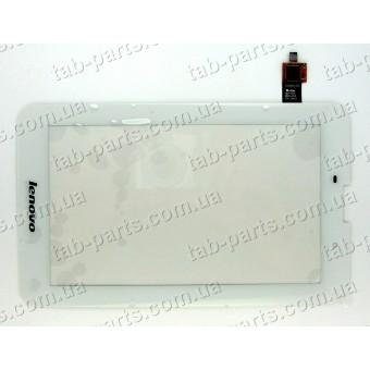 Lenovo A5000 белый сенсор (тачскрин)