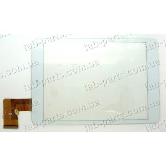 Nomi C07850 3G белый сенсор (тачскрин)
