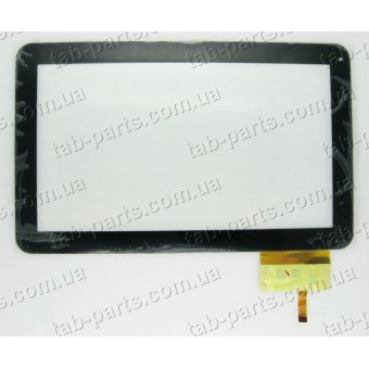 "300-L3709A-A00 сенсор (тачскрин) №102 256x160mm 12pin 10"""