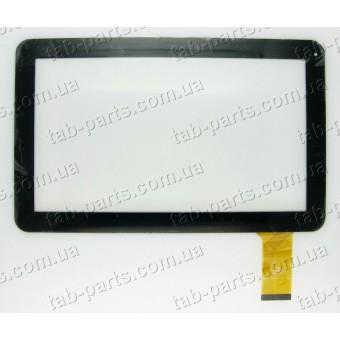 "QSD E-C10056-01 сенсор (тачскрин) №116 256x159mm 50pin 10"""
