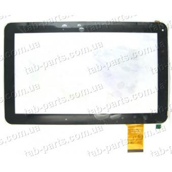 "QSD E-C10068-01 сенсор (тачскрин) №118 256x159mm 50pin 10"""