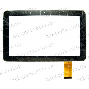 "QSD E-C10002-02 сенсор (тачскрин) №119 262x161mm 50pin 10"""