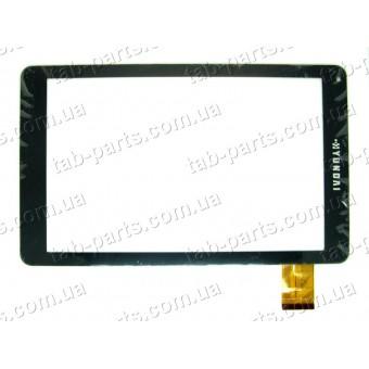 "QS-1011000A сенсор (тачскрин) №209 256x156mm 50pin 10"""