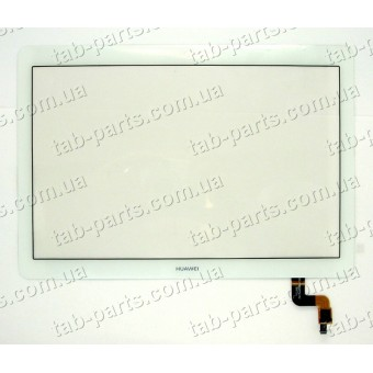 "JDC.H5802FPC-A2 сенсор (тачскрин) №253 226x157mm 8pin 10"""