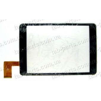"FPC-UK078015G-01(V0.2) сенсор (тачскрин) №106 196x131mm 40pin 7"""