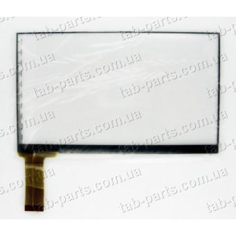 "ZHC-Q8-057A, BSR013-V0 сенсор (тачскрин) №12 163x97mm 30pin 7"""